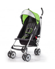 Детская  прогулочная коляска 3D Lite, зелёный