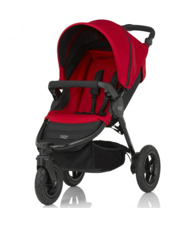 Детская коляска B-Motion 3 Flame Red