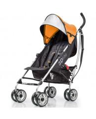 Детская прогулочная коляска 3D Lite, оранжевый