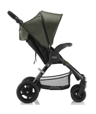 Детская коляска B-Motion 4 Olive Denim