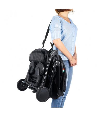Прогулочная коляска Sweet Baby Combina Tutto Black