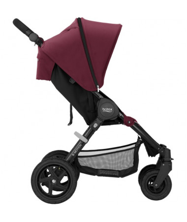 Детская коляска B-Motion 4 Wine Red