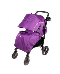 Прогулочная коляска Drive, цвет фиолетовый