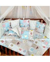 Комплект в кроватку Vanchetti Allegro mini арт.051