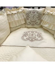 Комплект в кроватку Vanchetti Shic арт.005