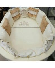 Комплект в кроватку Vanchetti Shic арт.006