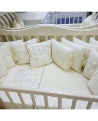 Комплект в кроватку Vanchetti Euphoria mini арт.007