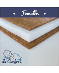 Матрас в кроватку Le Confort Femelle