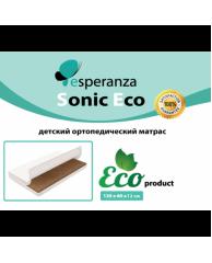 Матрас в кроватку Esperanza Sonic Eco 120х60х12см