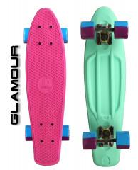 "Скейтборд 22""  TLS-401MR Lux Glamour"
