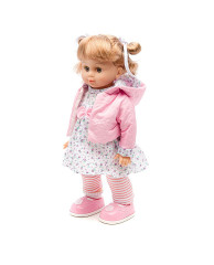 Интерактивная кукла Настенька, ходит и танцует, мобильное приложение - MY081
