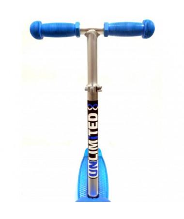 Самокат трехколесный с регулируемой ручкой Unlimited MS05