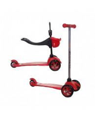 Самокат с сиденьем Firefly 21st Mini scooter SKL-06