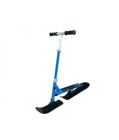 Снегокат-самокат Stiga BikeSnow Kick Free (синий)