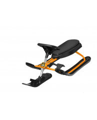 Снегокат Snowstorm Pro Orange Turbo