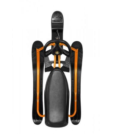Снегокат Snowstorm Pro Orange Turbo