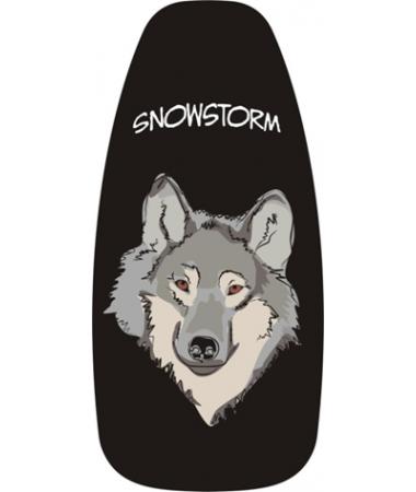 Снегокат Snowstorm Pro Red Wolf