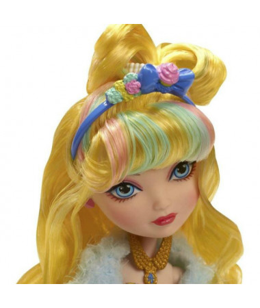 """Кукла Блонди Локс из серии """"Сладкая правда"""" EVER AFTER HIGH"""