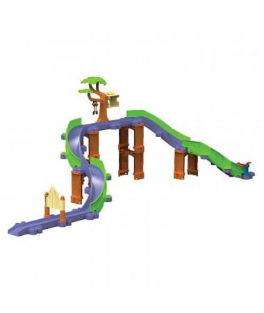 Игровой набор Chuggington Die-cast Сафари-приключения с Коко
