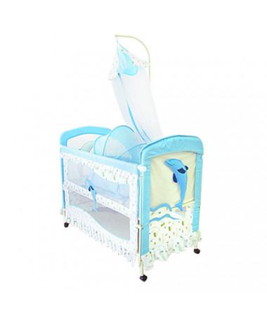 Кроватка Tizo Little Dolphin
