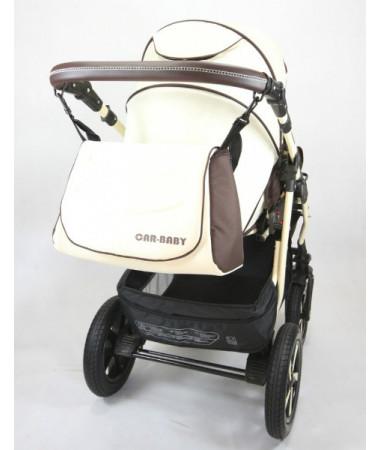 Коляска 3 в 1 Car-Baby MARK