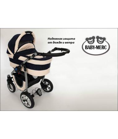 Коляска 2 в 1 Baby-Merc Maylo