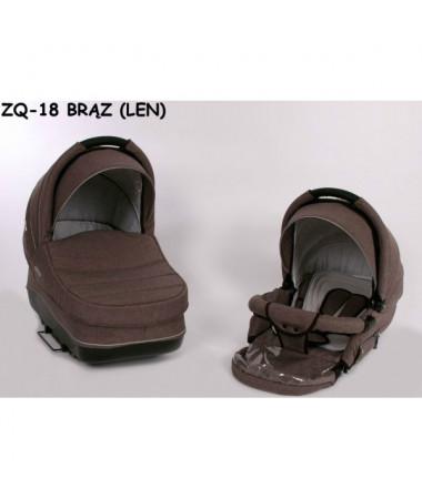 Коляска 2 в 1 Baby-Merc Zipy Q