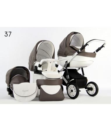 Коляска 3 в 1 Car-Baby Concord Lux