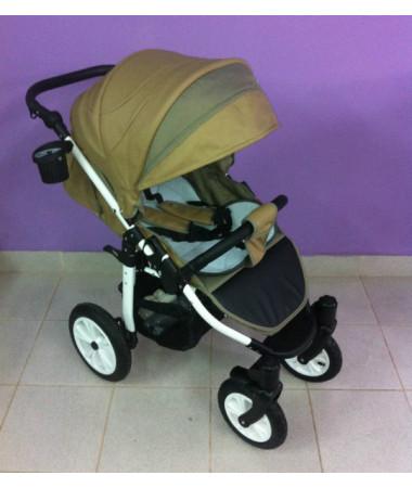 Коляска прогулочная Car-Baby Fox