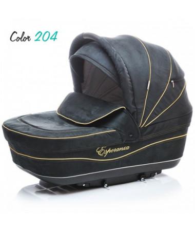 Коляска  2 в 1 Esperanza Classic Leatherette
