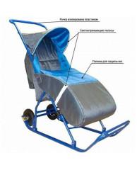Санки-коляска СУ 10