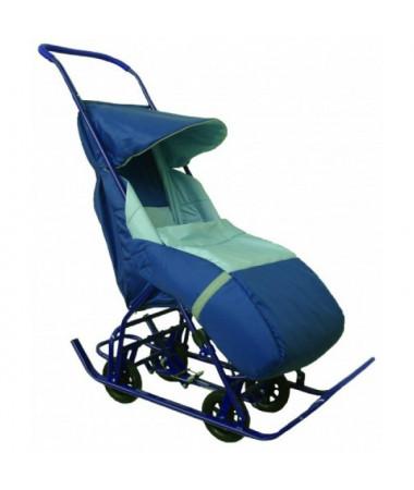 Санки-коляска СУ 11