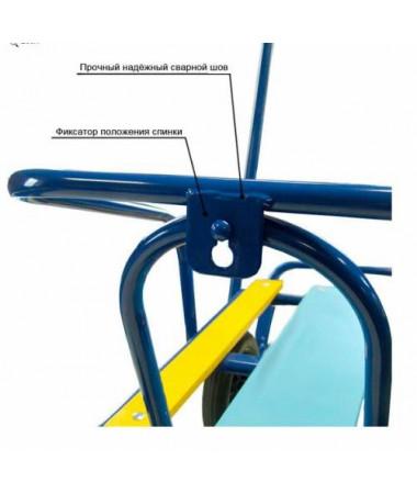 Санки-коляска СУ 9