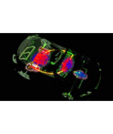 Аккумулятор для детских электромобилей Henes Phantom