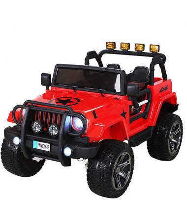 Радиоуправляемый красный джип Wrangler 2WD 2.4G - WXE1688