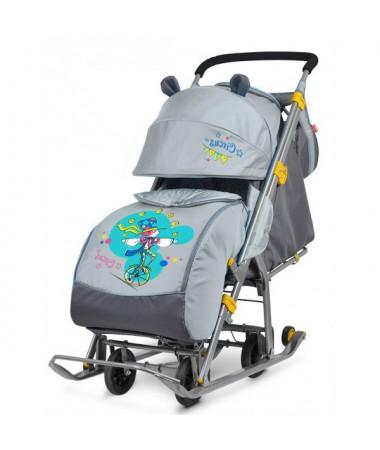 Санки-коляска Ника Детям 7