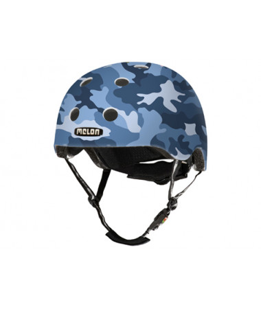 Шлем Melon Camouflage Blue