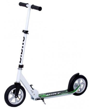 Самокат BiBiTu DIRT надувные колеса