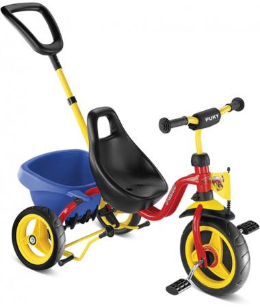 Велосипед 3-х колесный Puky CAT 1 S
