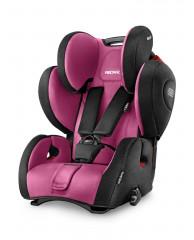 Автокресло Recaro Young Sport HERO Pink