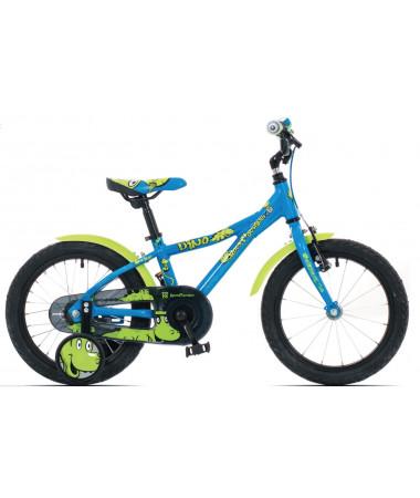 "Велосипед Rock Machine Dino 16"", размер рамы 9.0"" (2015)"
