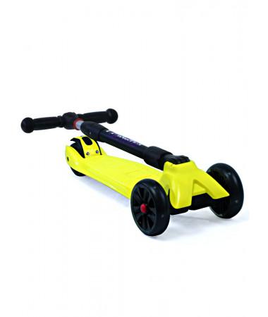 Самокат трехколесный SKL-L-02 Maxi Pro Flash Triumf Active
