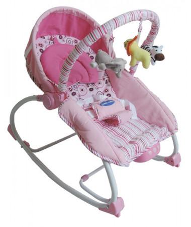 Шезлонг с вибрацией Sweet Baby Fashion Bunny
