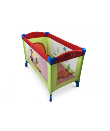 Манеж-кровать Sweet Baby Jump Giraffe коллекция Urban Baby