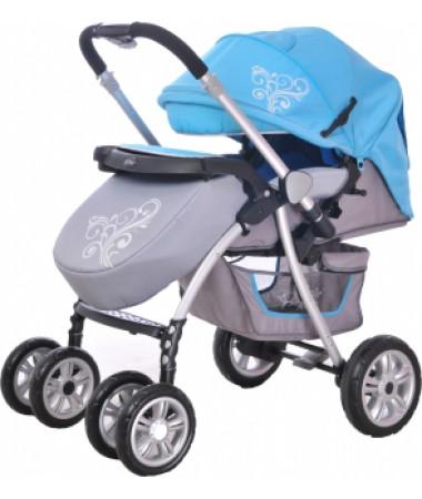 Прогулочная коляска Sweet Baby Bair Joy Sky
