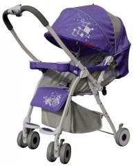 Прогулочная коляска Sweet Baby Paint Plum A2 коллекция Golden Baby