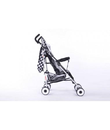 Прогулочная коляска Sweet Baby Picasso Black Chess 105B-X коллекция Golden Baby