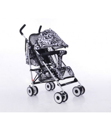 Прогулочная коляска Sweet Baby Picasso Jungle Black 105B-X коллекция Golden Baby