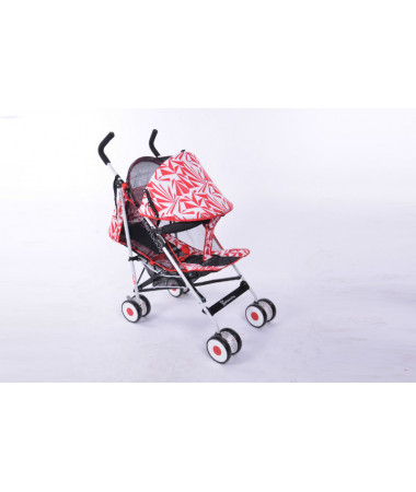 Прогулочная коляска Sweet Baby Picasso Jungle Red 105B-X коллекция Golden Baby