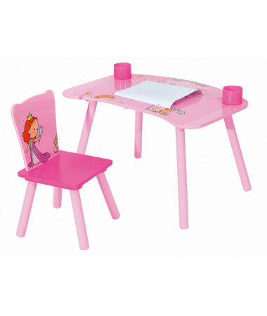 Набор детской мебели стол и стул Sweet Baby Genius Little princess